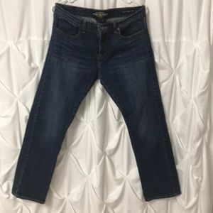 Lucky Brand Jeans | Tomboy Crop | Size 10/30